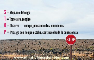 stop mindfulness